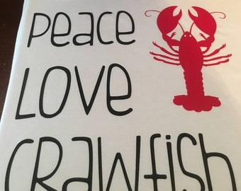Crawfish tank