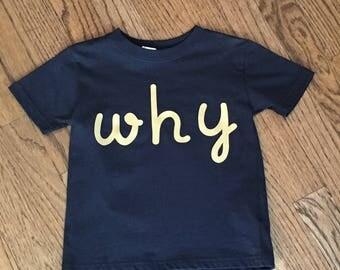 Why tshirt
