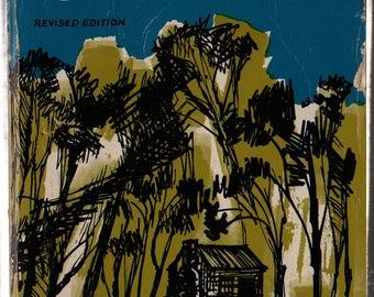 The Portable Thoreau - Henry David Thoreau - 1977 - Vintage Literature Book