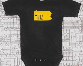 SALE- Yinz Bodysuit or Tee