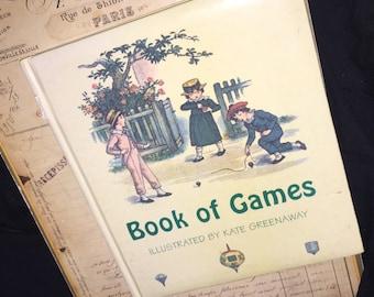Kate Greenaway Book of Games
