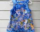 Girls Fairy Jumper Ready to Ship in Size 2T One of a kind
