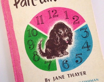 1965 Part-time Dog by Jane Thayer - Illustrated by Seymour Fleishman - Weekly Reader Children's Book Club