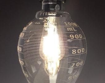 Mad Scientist Pendant Light