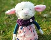 Leslie the Lamb