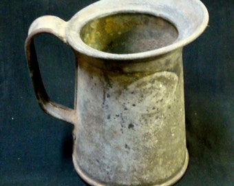 TIN MEASURE CUP