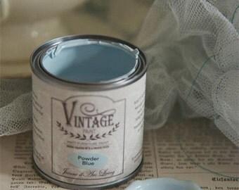 Furniture Chalk Paint Vintage Powder Blue