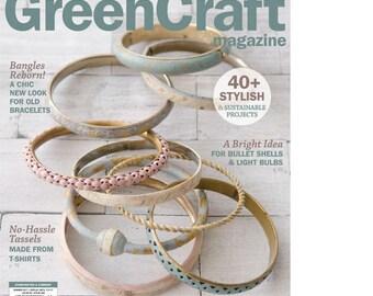 GreenCraft Magazine - Summer 2017 - NEW from Stampington