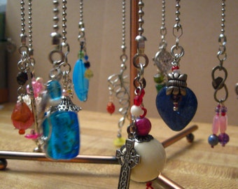 Easter SPECIALs - Light or FAN pull or Rear View Mirror Charms