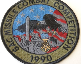 SAC Missle Combat Competition 1990