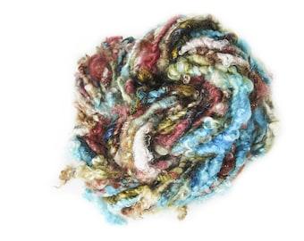 Desert Rose - Hand Spun Art Yarn