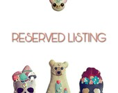 RESERVED LISTING - thepidgeons