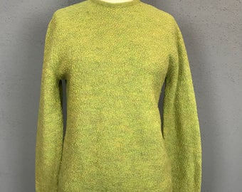Moss Virgin Wool Sweater