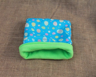 MEDIUM LARGE Easter Egg Pouch for Small Pocket Pets- Guinea Pigs, Rats, Rodents, Hedgehogs and More!