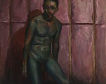 Annex, Oil on Canvas