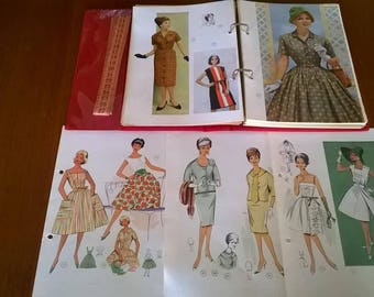 Vintage Lutterloh System - The Golden Rule, Circa 1960's