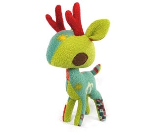 Stags in Spaaace Deer Plush