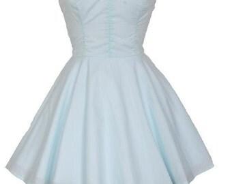 Clearance Sale - Pastel Mint Party Dress