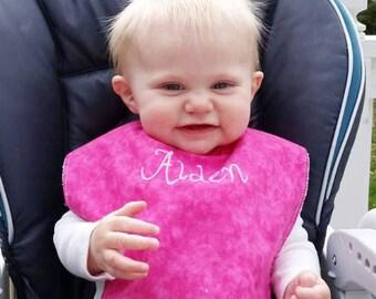 Personalized Baby, Personalized Bibs, Baby Bib, Personalized Gift, Baby Bibs, Baby Girl Gift, Baby Girl Bibs, Handmade Baby, New Baby Gift