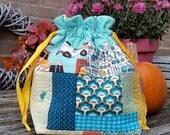 """Project bag """"Food truck"""""""