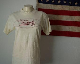 Vintage Mizpah Hotel in Tonopah Nevada tshirt, super rare Mizpah hotel tshirt, Las Vegas tshirt, Nevada tshirt, vintage 70s tshirt
