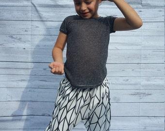 Toddler Harem Parachute Pants- Sizes 3M to 18M