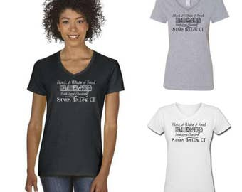 Gilmore Girls shirt - Black and White and Read Bookstore and Theater - Stars Hollow - tank top