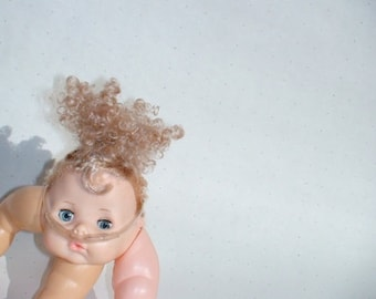 """Four Legged Baby - Film Prop in Rebel Mouse Film """"The Crying Baby Mystery"""""""