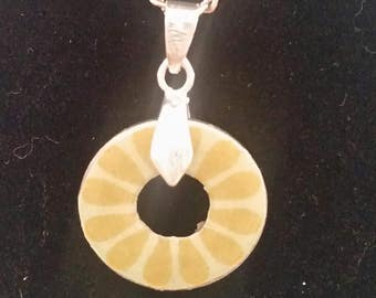 Handcrafted Re-Purposed Washer Necklace