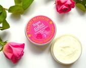 Rose & Almond All Natural Nourishing Hand Cream/Balm