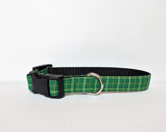 Irish dog Collar/leash sets, Celtic dog Collar, St. Patrick's Day collar,Shamrock collar , Clover collars, Pet leashes,