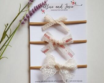 Vintage lovely lacey set