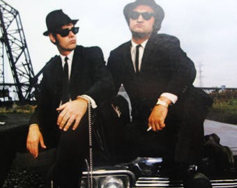 The Blues Brothers Original Soundtrack Recording 1980 Atlantic Recording Corporation 33-1/3 RPM