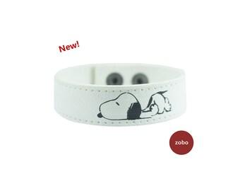 Snoopy Bracelet, Snoopy Jewelry, Snoopy Birthday, Snoopy Love, Snoopy Bracelet, Snoopy Gift, Birthday Party, Unisex Bracelet, Snoopy Cuff