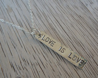 Love Is Love - 5 dollar donation to Lambda Legal with purchase - LGBT rights