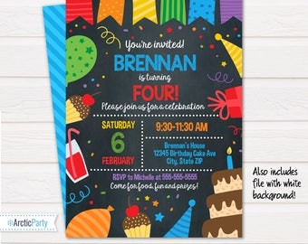 Video Game Invitations Video Game Party Invitation Video - Video game birthday invitation template