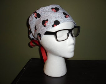 Minnie Mouse Surgical Scrub Hat