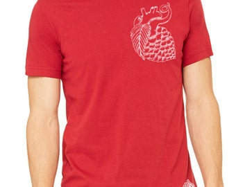 Craft Beer t-shirt- Hop Heart