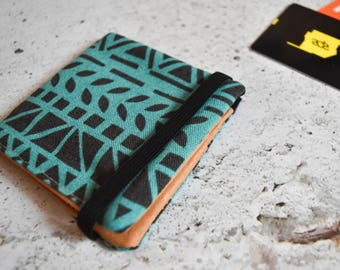 Porta tessere *GEOMETRIC* / card holder / business card / credit card