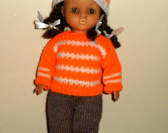 DOLLS CLOTHES. 18 inch doll. 3 piece outfit.