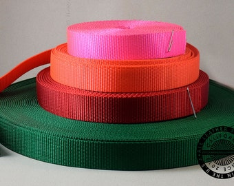 Nylon One inch Wide Webbing, Nylon Strap Webbing, Nylon Strap, Nylon Webbing 25 mm (1 inch)(1652)