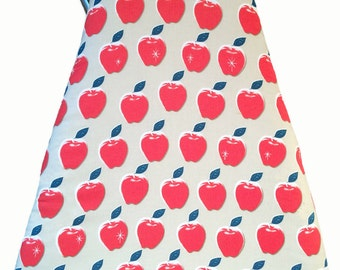 Apple a Day Padded Ironing Board Cover