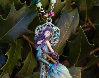 Iridella - Fimo mermaid