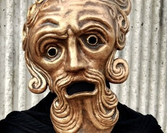 Mask of the Father / Giant Dad Mask -Made to Order
