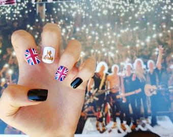 Def Leppard Press On Nails