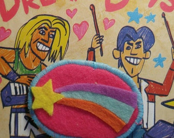 Gravity Falls Mabel Shooting Star Badge