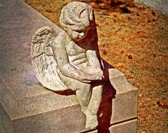 Never Apart, Greenlawn, Salem MA, New England photos, cemetery photo,  angel photo, gravestone photo, remembrance
