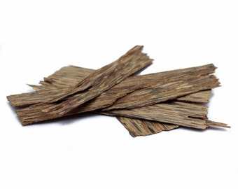 Pure OUDH WOOD CHIPS (agarwood)- Essence and Incense (luxury, organic, natural incense, agar wood, oud)