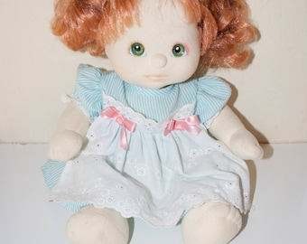 My Child Doll 1980's Mattel Redhead Strawberry Red Hair