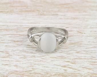 Bella Moonstone Style Ring